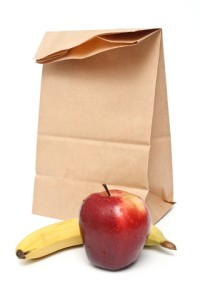 Who's poking around in your child's lunch bag?