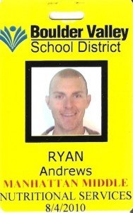 Ryan Andrews badge