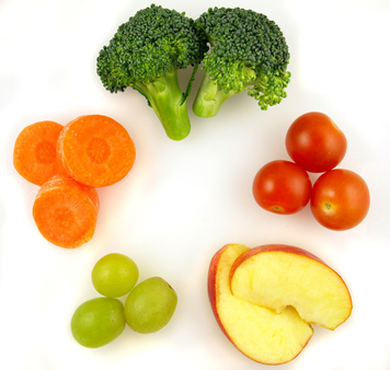 Eat Five Fruit and Vegetables Per Day
