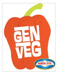 birds eye gen veg