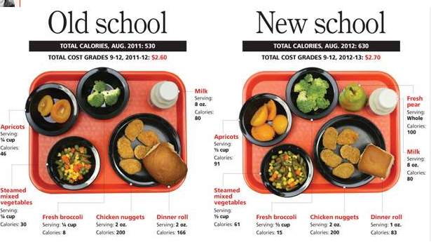 government run school lunches essay School cafeterias that look and operate almost like fast food restaurants where  staff and students get a cheap, fast and unhealthy meals are.