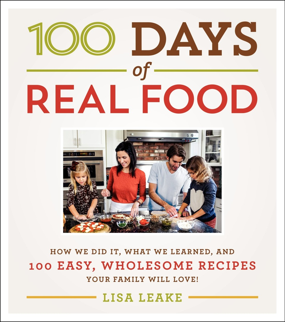 Book review the 100 days of real food cookbook the lunch tray 100 days real food cover forumfinder Images