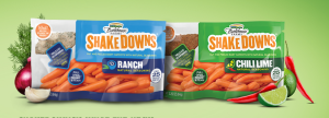 veggie snackers carrots