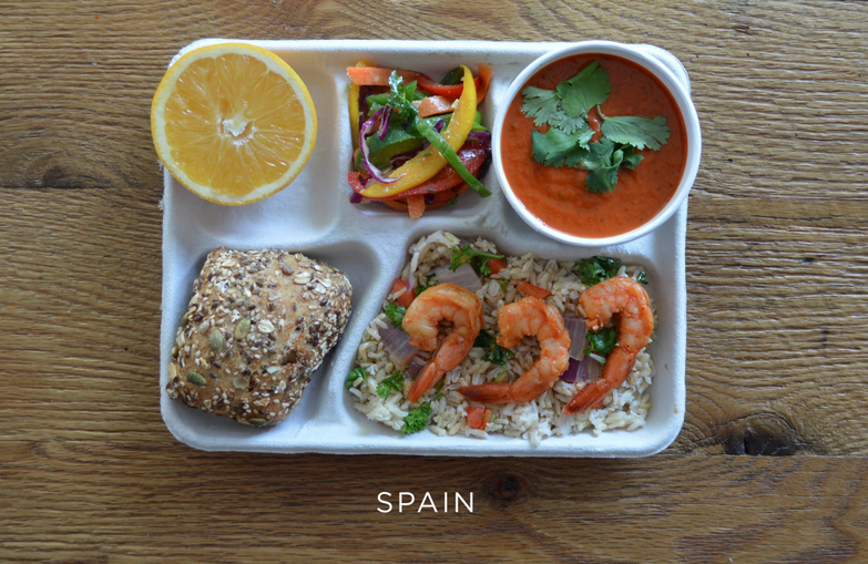 round school lunch table. Photo Credit: Sweetgreen Round School Lunch Table C