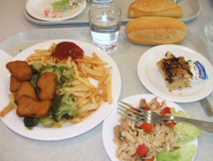 Photo credit: What's For School Lunch? Blog