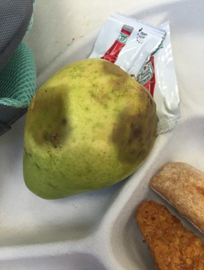 cps bruised pear