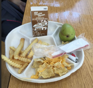 Photo credit: The School Lunch Project