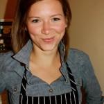 Chef Alli Sosna of MicroGreens