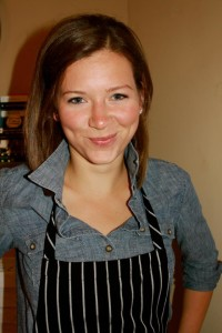 Chef Alli Sosna of MicroGreens