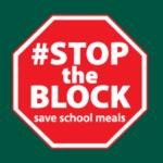 stop the block