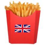 british fries