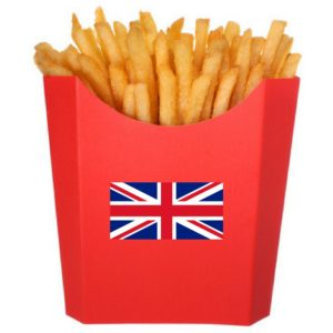 british fries