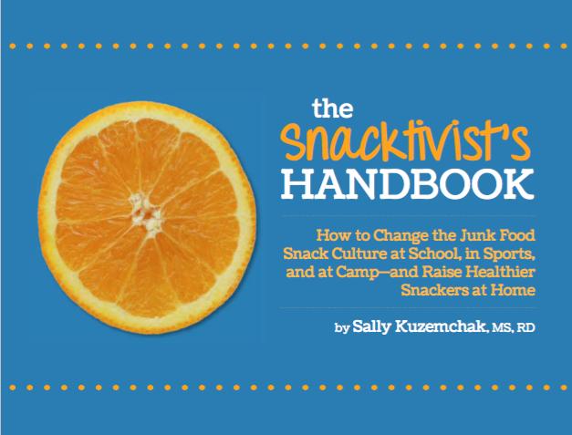 snacktivist handbook cover