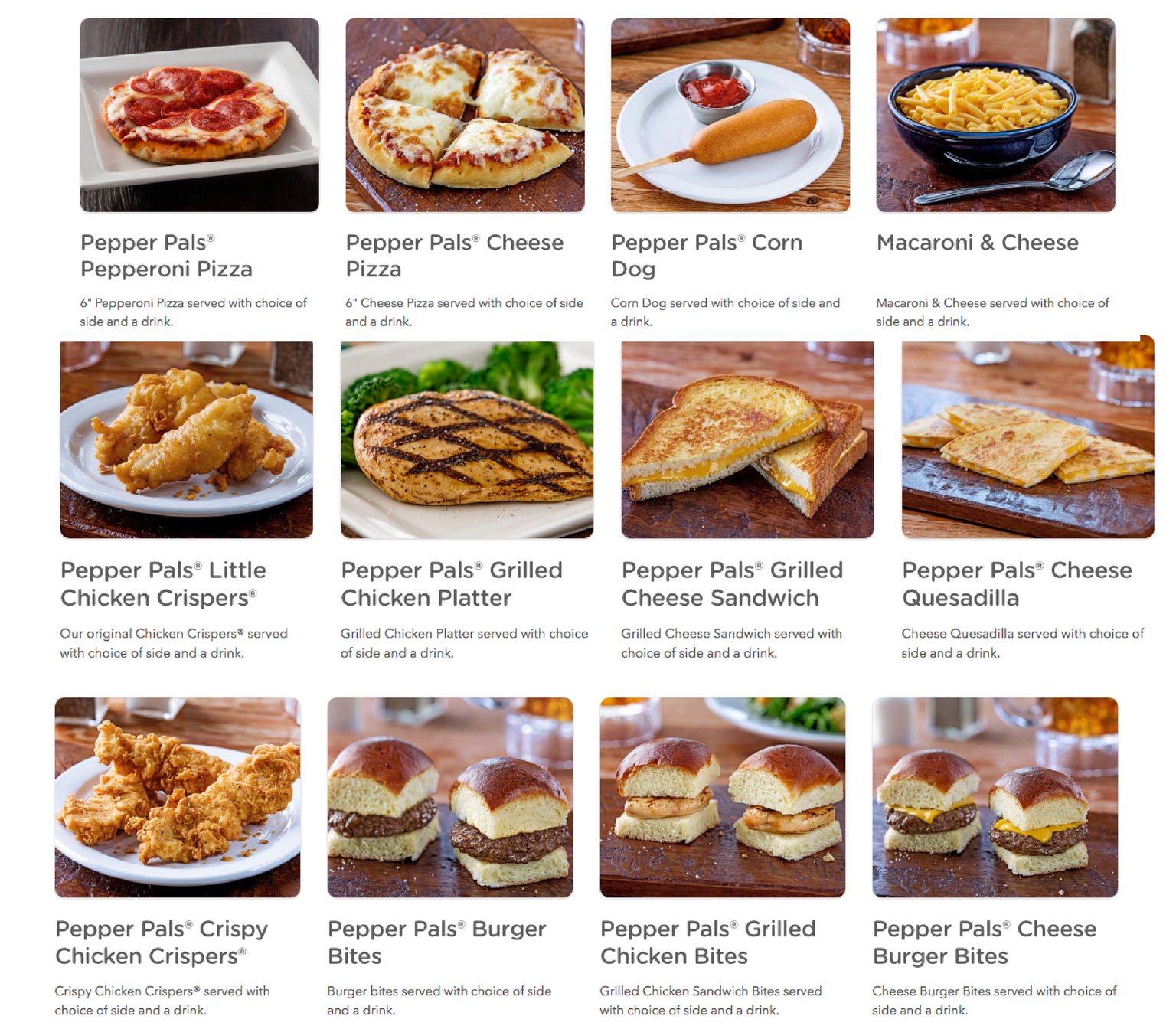 The Restaurant Industry Promised to Clean Up Kids\' Menus, Yet Little ...